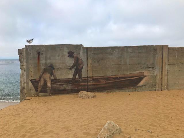 Cannery Row mural
