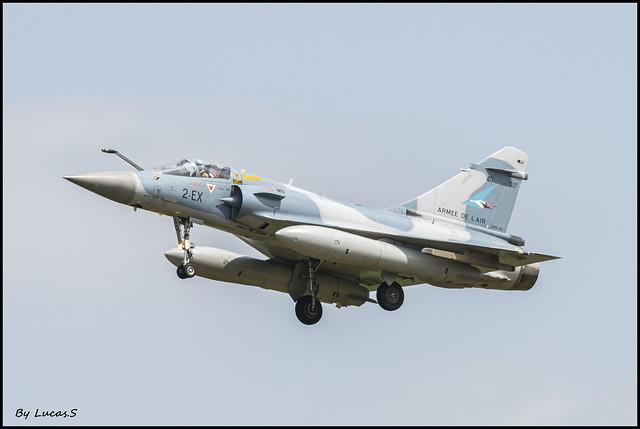 Dassault Mirage 2000-5F French Air Force  EC 1/2 Cigognes  2-EX