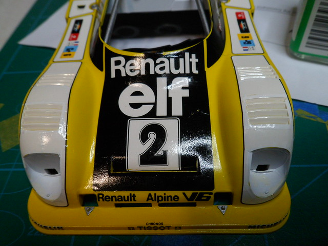 From the box - Alpine Renault A442B Turbo [Tamiya 1/24] *** Terminé en pg 7 - Page 5 51319124371_fa2c4bf8c0_z