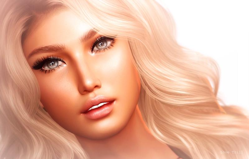 ♥  Lelutka Zora 3.1 X Glam Affair Milou