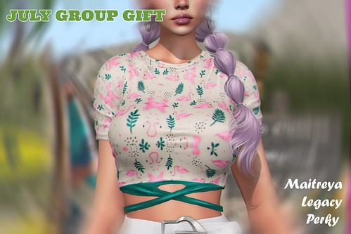 JULY GROUP GIFT