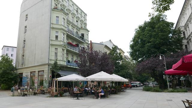 Lunchtime - Crellestraße, 10827 Berlin