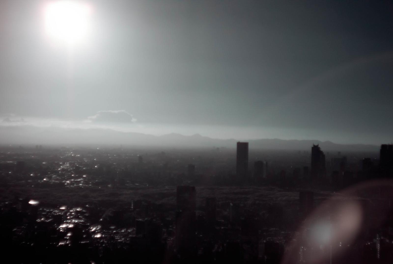 Tokyo City View (infrared photo)