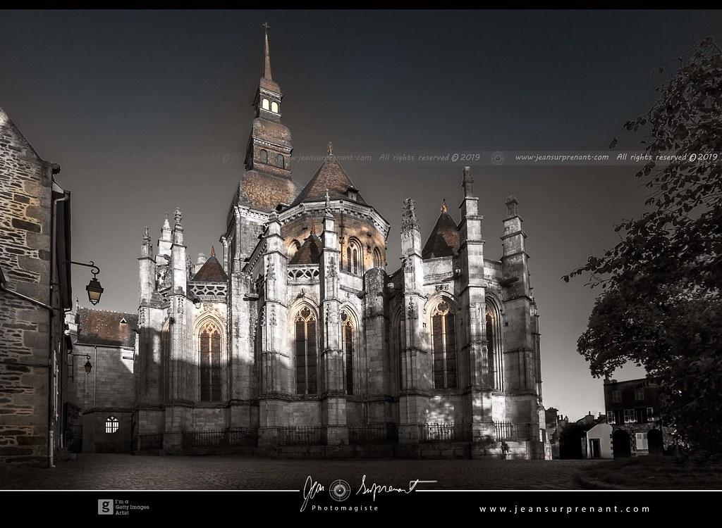Basilique Saint-Sauveur, Dinan, DRI