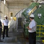 Rafael Mariano Grossi visits ARAMAR Experimental Center (01815238)