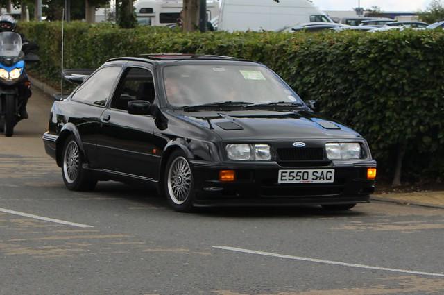 236 Ford Sierra RS Cosworth (1987) E 550 SAG