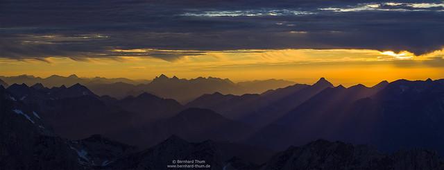 Sunset dream at Alpspitze N°2