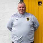 Wayne Urquhart (Goalkeeping Coach)