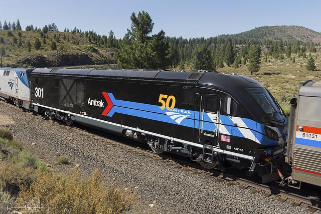 Amtrak 301, Day One