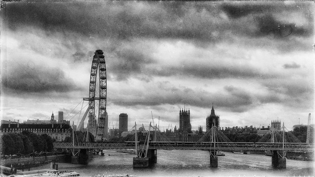 Westminster. Up River.