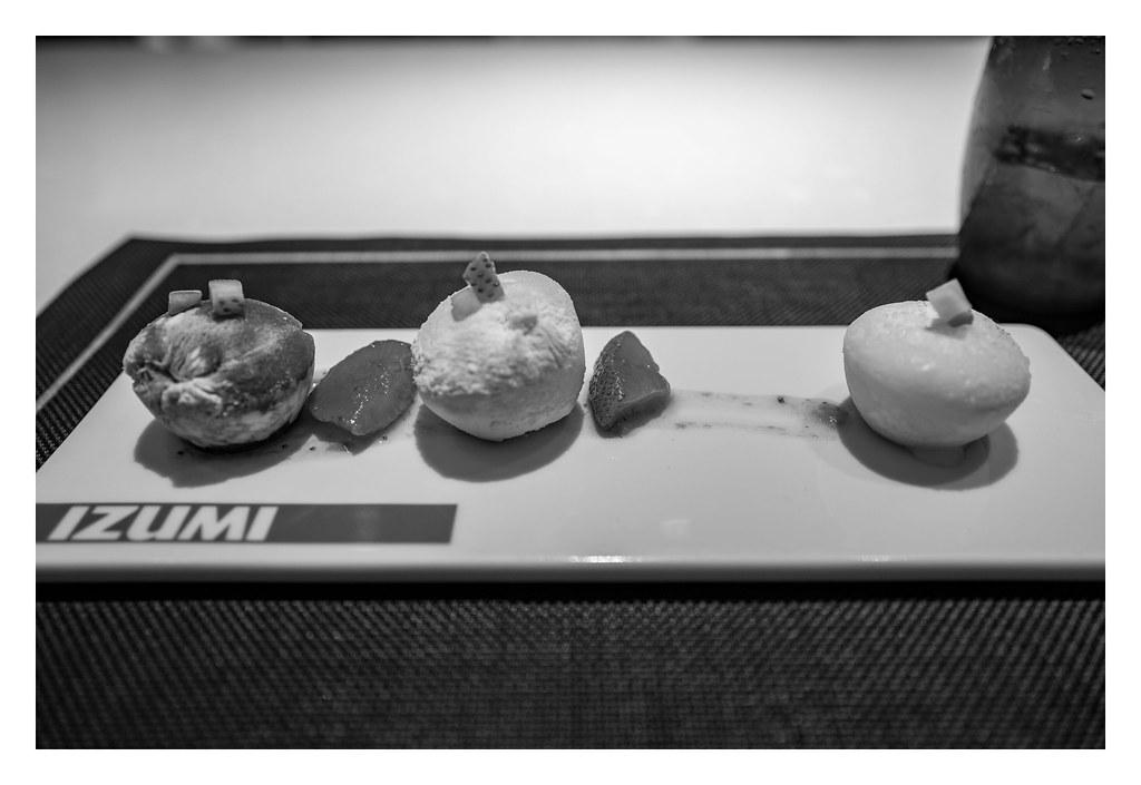 Adventure of the Seas - Sushi and Sake