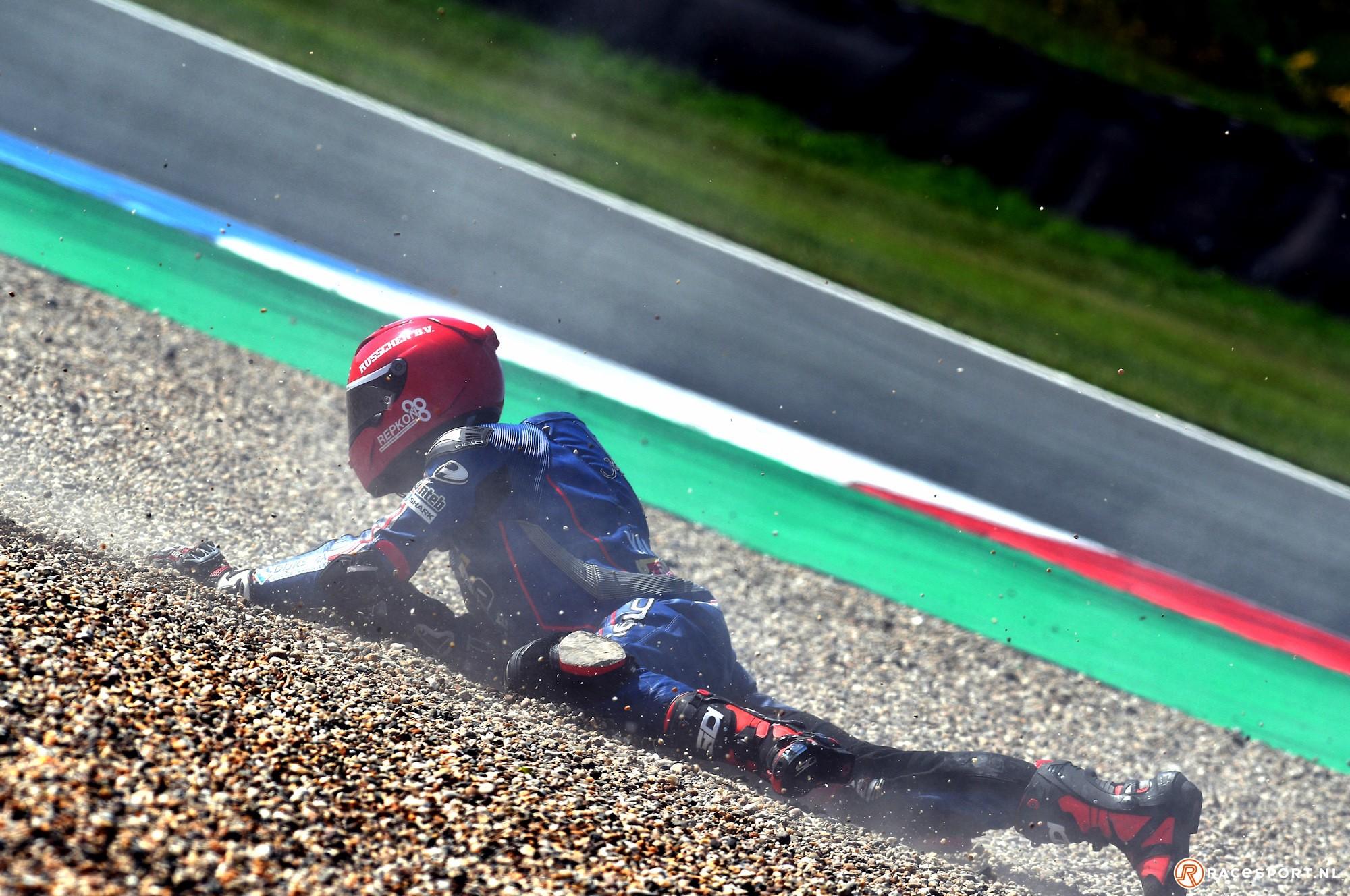 Dutch Superbike race 1