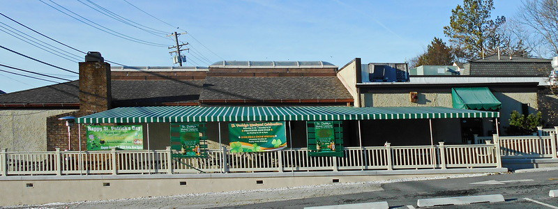 Restaurant Awning Baltimore- Hoffman Awning