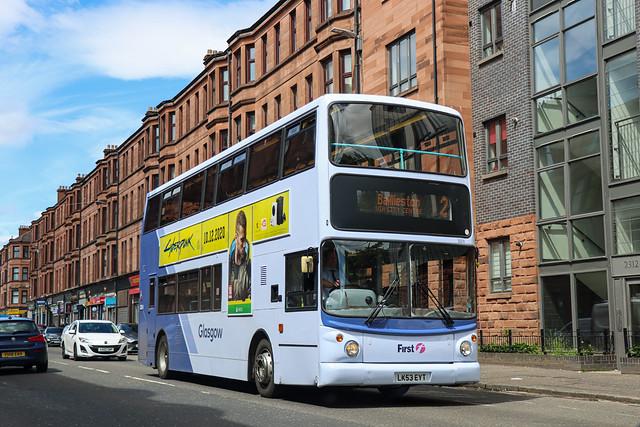 33374 LK53EYT First Glasgow