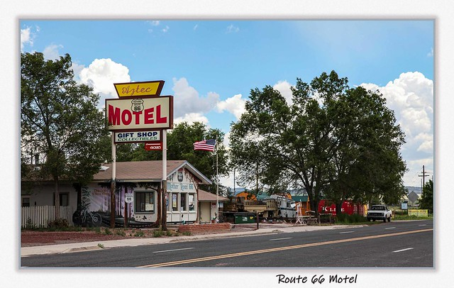July 19th 2015 - Route 66