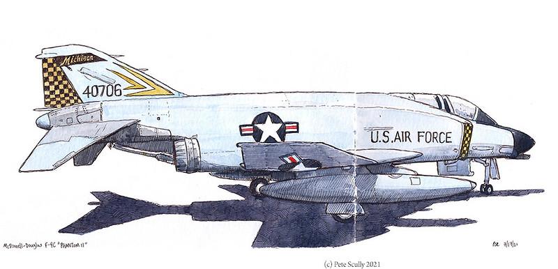 Cal Aerospace Museum F9C Phantom II