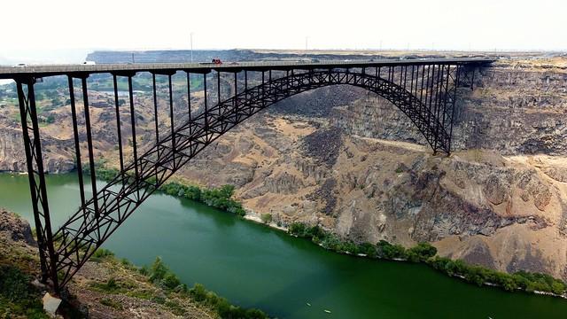 Perrine Bridge - Snake River [Explored]
