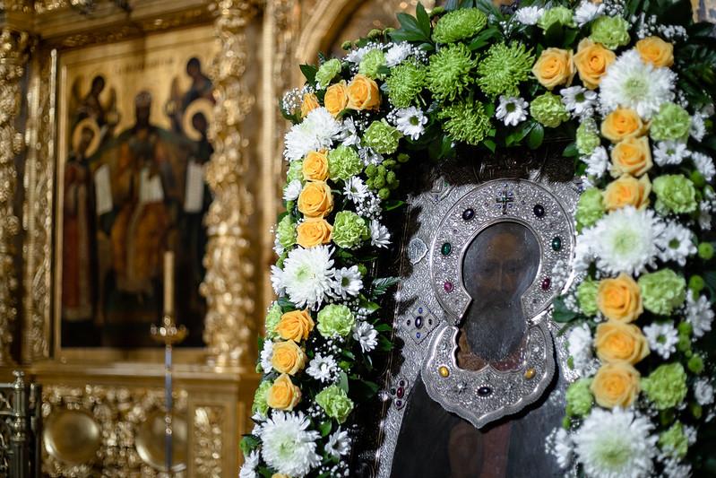 17-18 июля 2021, День памяти обретения мощей прп. Сергия Радонежского / 17-18 July 2021, The remembrance day of St. Sergius of Radonezh