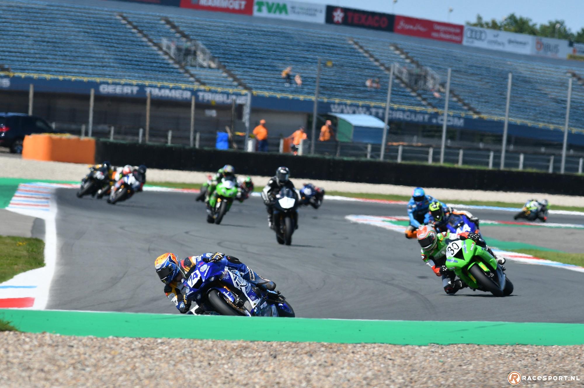 Dutch Supersport race 1