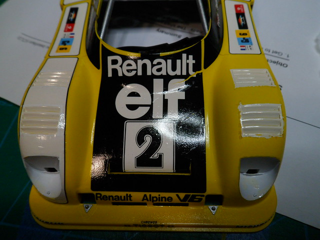 From the box - Alpine Renault A442B Turbo [Tamiya 1/24] *** Terminé en pg 7 - Page 5 51319845854_e8c89407b2_z