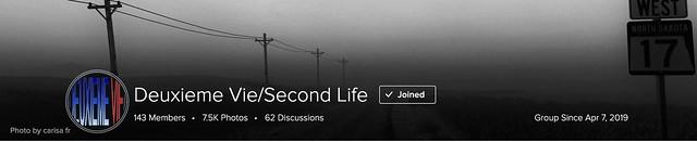 Deuxieme Vie/Second Life