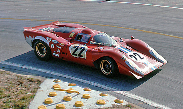 1970 Sebring NART 312 P