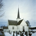 Eidskog Church and Cemetery