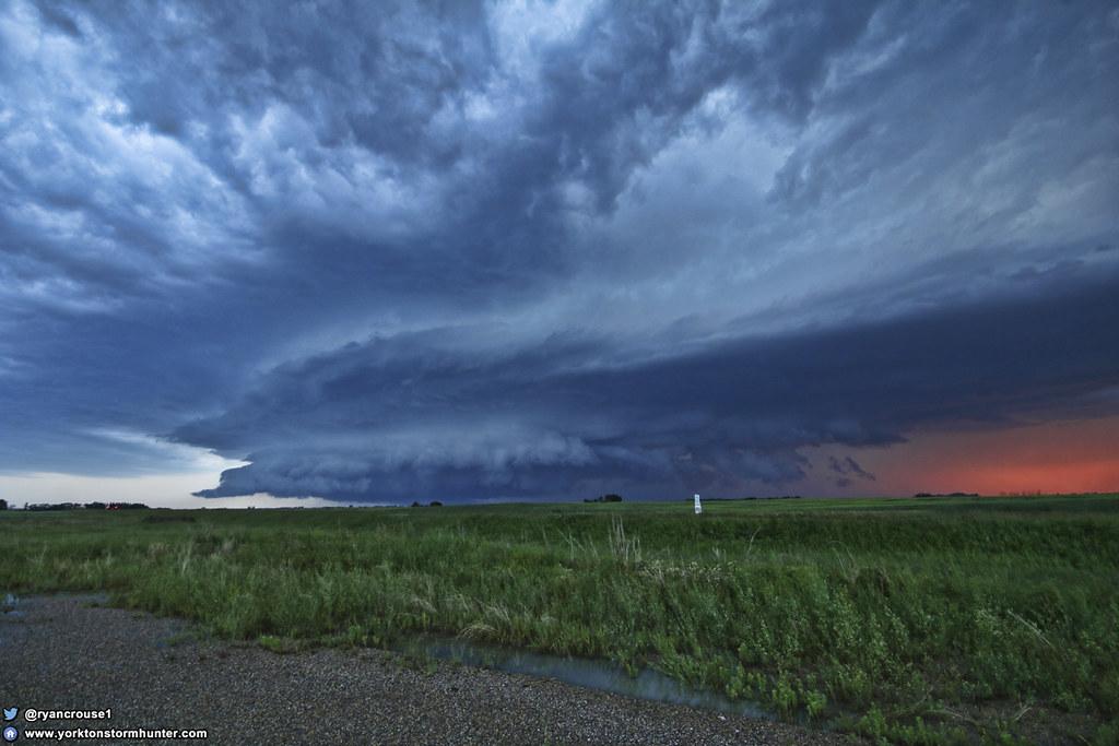 July 11/21 Storm near Southey SK