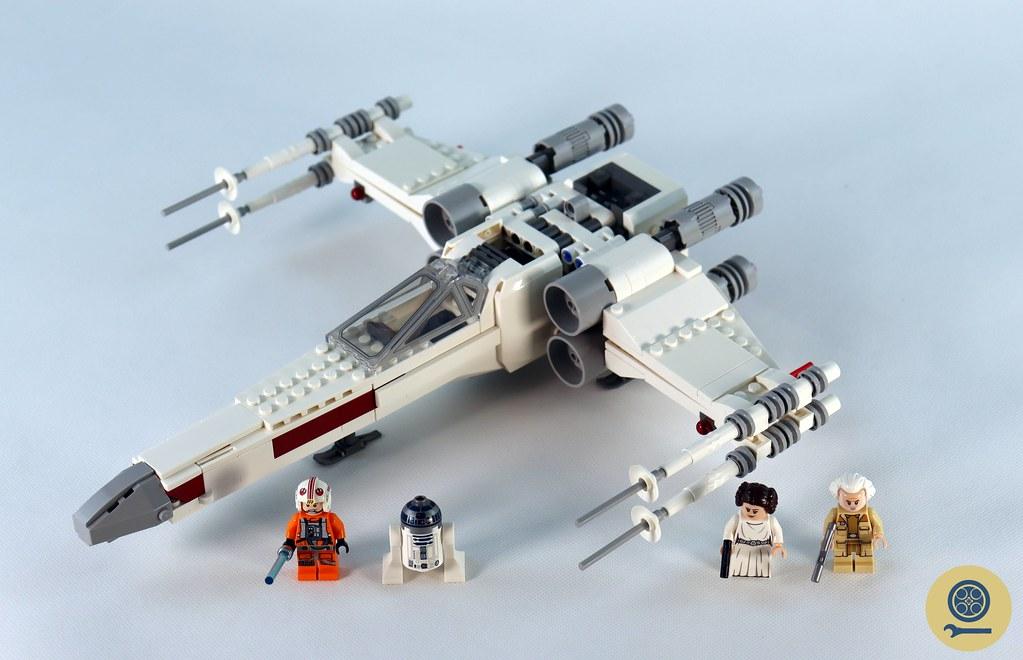 75301 Luke Skywalker's X-wing Fighter (6)