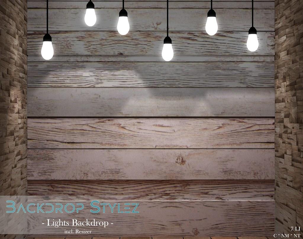 Backdrop Stylez – Lights Backdrop –