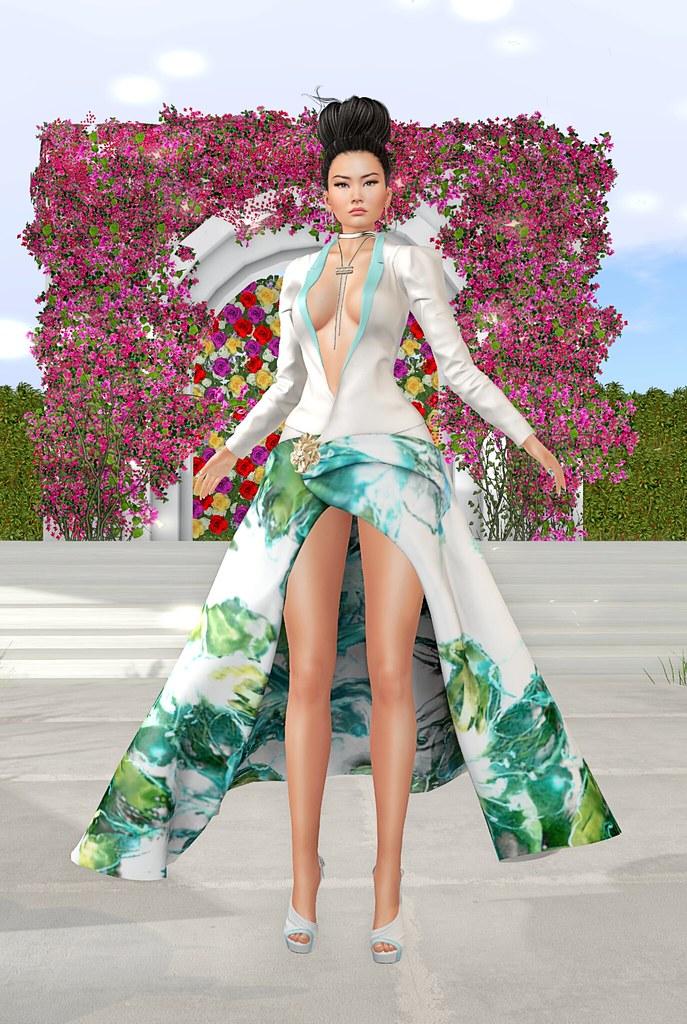 Charisma's Designs – L.E.O. in Orchid