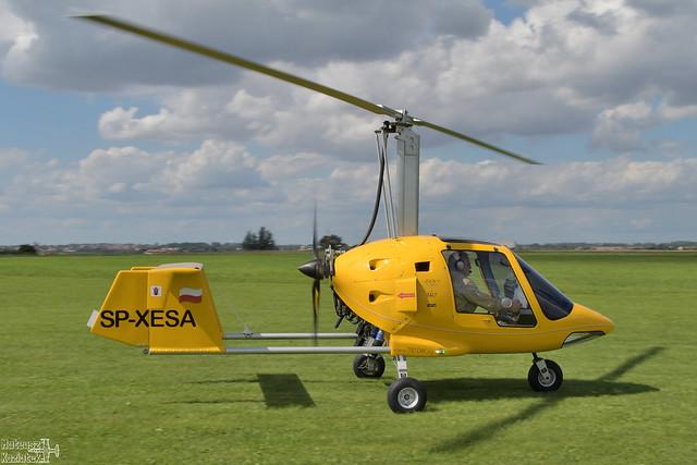 Aviation Artur Trendak ZEN1 SP-XESA