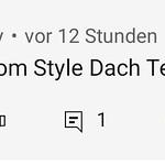 Style Dach Kommentare