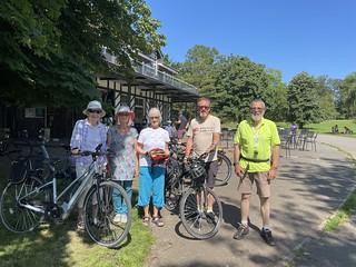 July 18, 2021: Chattri Circular bike ride