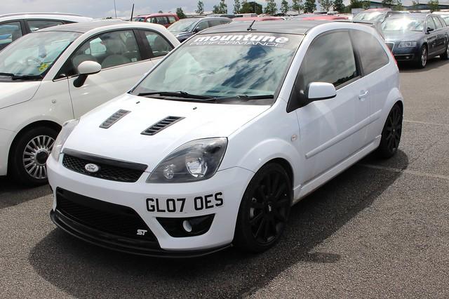 237 Ford Fiesta (5th Gen) ST (2007) GL 07 OES