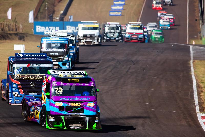 18/07/21 - Corrida 2 da 4ª etapa Copa Truck 2021 - Fotos: Duda Bairros e Rafael Gagliano