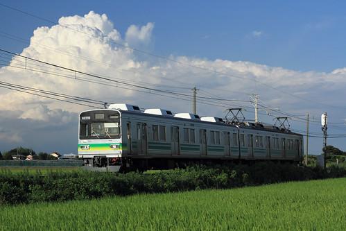秩父鉄道の電車