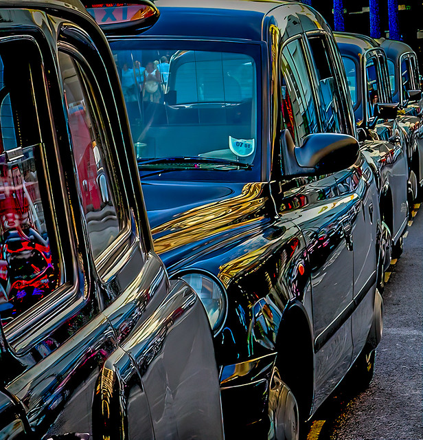 London Cabs -13