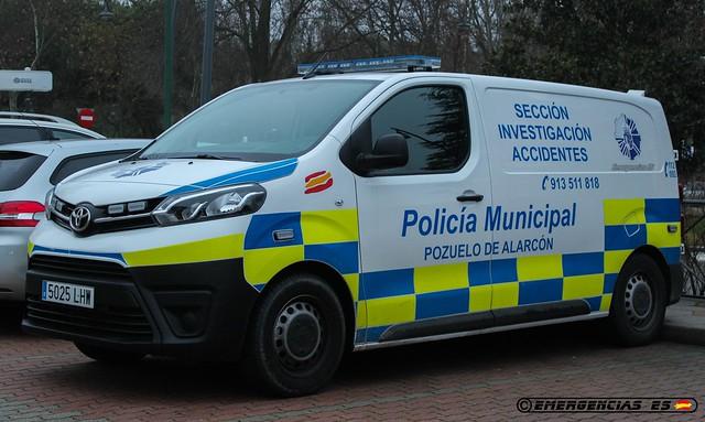 Policía Local Pozuelo de Alarcón