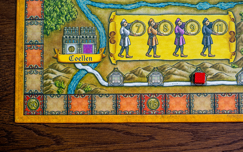Hansa Teutonica Big Box boardgame juego de mesa