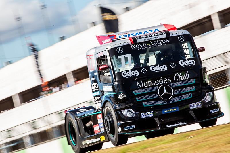 17/07/21 - Corrida 1 da 3ª etapa Copa Truck 2021 - Fotos: Duda Bairros e Rafael Gagliano