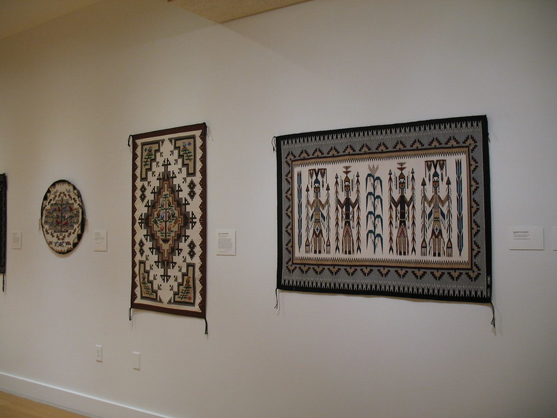 Pieces from All At Once: The Gift of Navajo Weaving