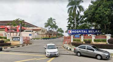 Melaka Hospital relocates emergency dept as Covid-19 cases pile on