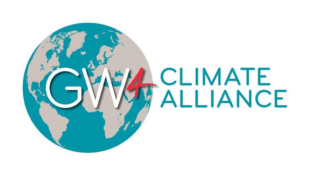 GW4 Climate Alliance logo