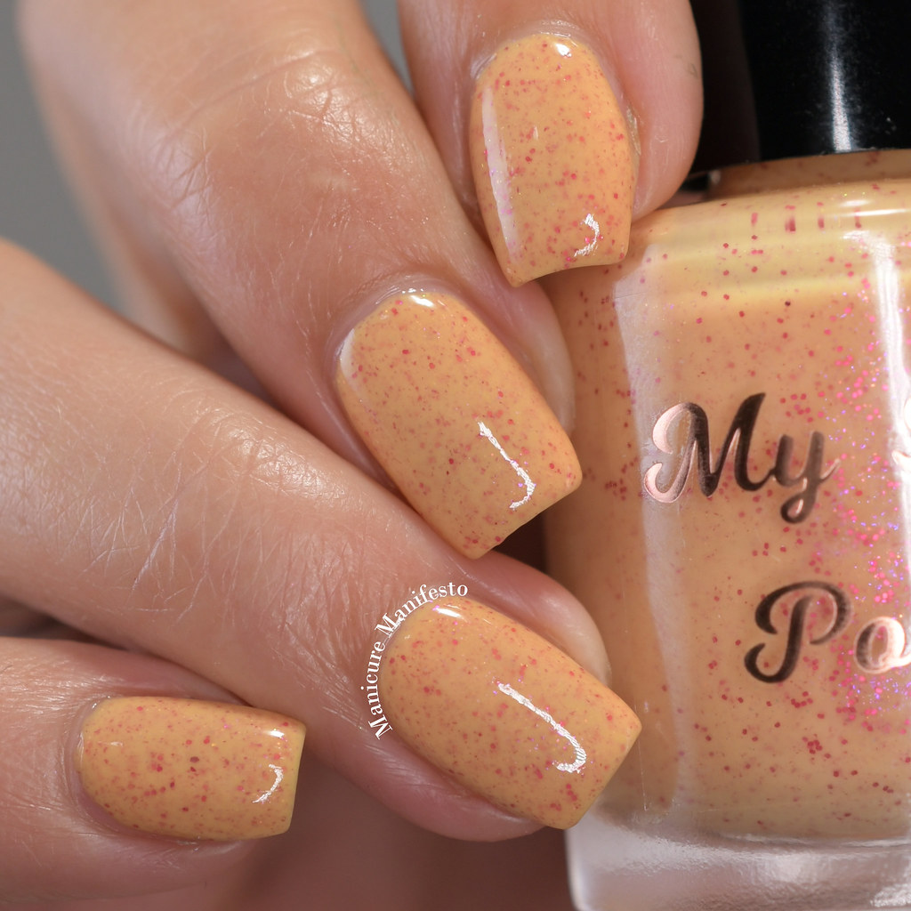 My Indie Polish Here Comes The Sun review