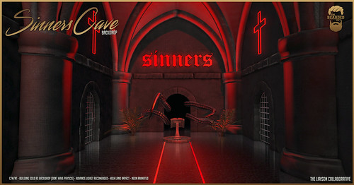 Sinners Cave @ Th Liaison Collaborative