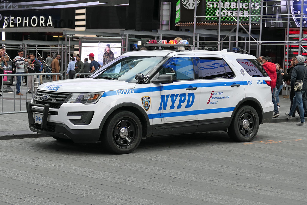 NYPD CRC 5024