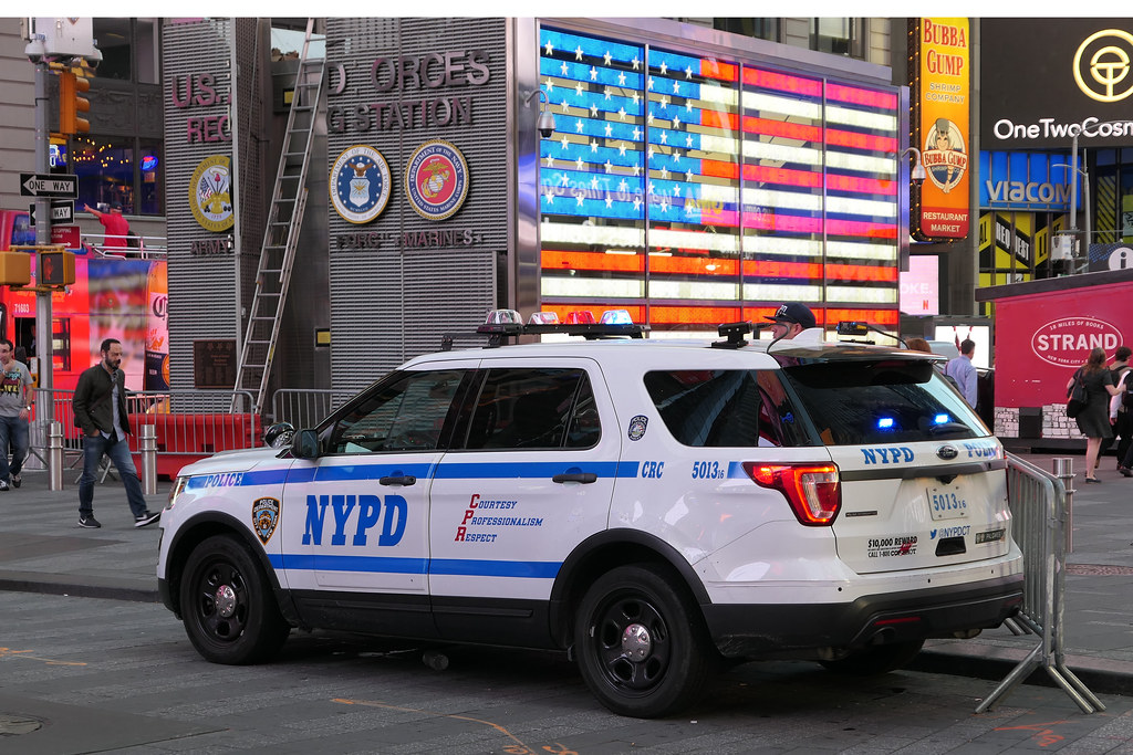NYPD CRC 5013