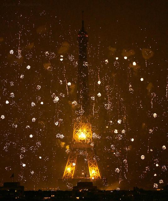 Paris 14 juillet 2021