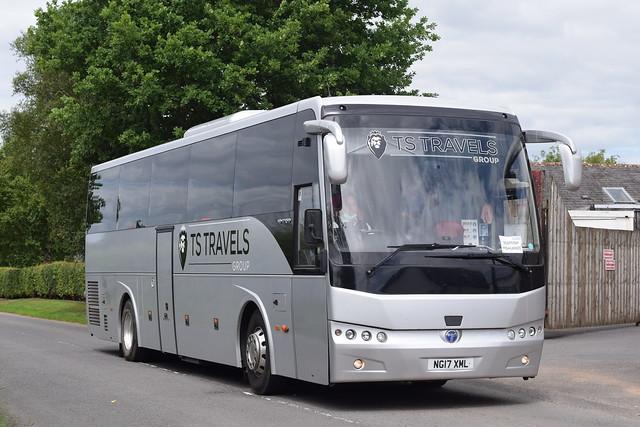 NG17XML   TS Travels, Ossett